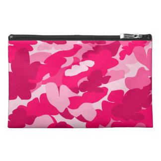 PINK CAMO,PINK CAMOUFLAGE TRAVEL ACCESSORIES BAGS