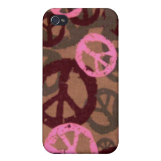 Pink Camo Speck Case iPhone 4 Cover