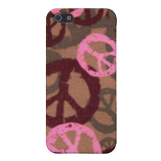 Pink Camo Speck Case iPhone 5 Cover