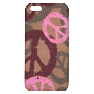 Pink Camo Speck Case iPhone 5C Case