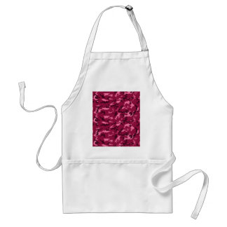 Pink Camouflage Adult Apron