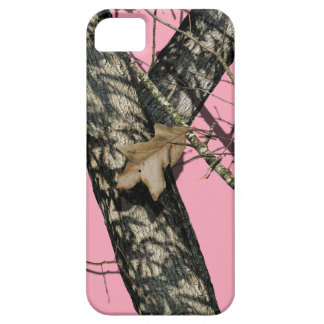 Pink Camouflage iPhone 5 Cover