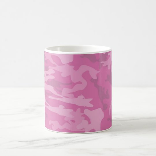 Pink Camouflage CUP