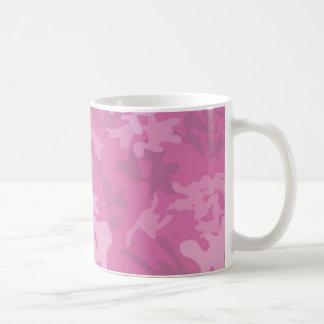 Pink Camouflage CUP Coffee Mug