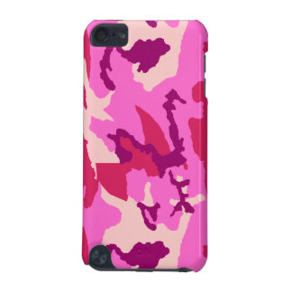 Pink Camouflage Fashion iPod Touch Skin iPod Touch 5G Cases