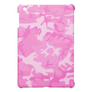 Pink camouflage iPad Mini Case