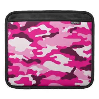Pink camouflage   iPad Sleeves