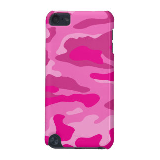 Pink Camouflage iPod Touch (5th Generation) Case