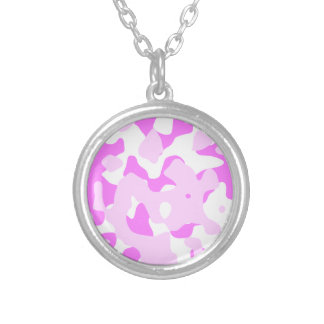 pink camouflage custom jewelry