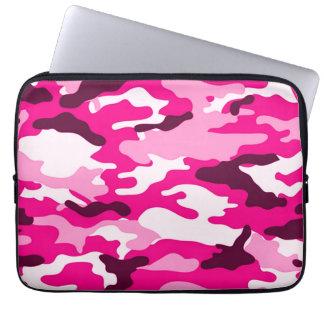Pink camouflage | Neoprene Laptop Sleeve