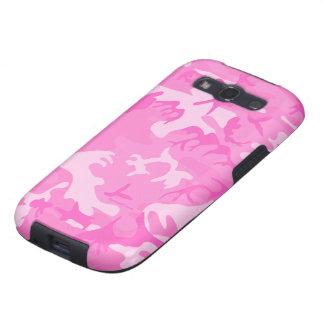 Pink camouflage Samsung Galaxy S3 Case