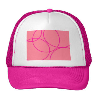 Pink-Canada-With-Curves Hat