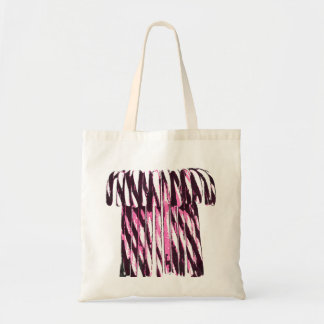 Pink Candy Canes Tote Bag