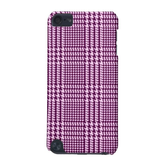 Pink Candy Check iPod Touch 5G Case