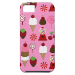 Pink Candy pattern Apple Iphone case iPhone 5 Cases