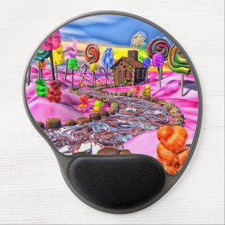 Pink Candyland Gel Mouse Pad