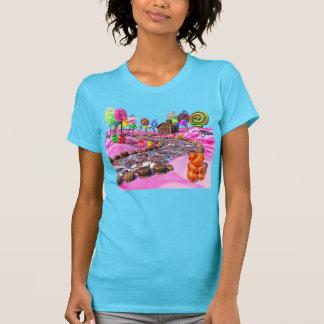 Pink Candyland T Shirts