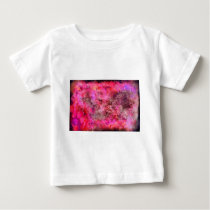 Pink Canvas Baby T-Shirt