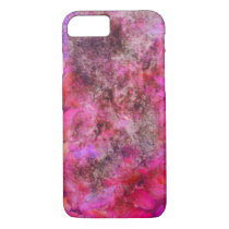 Pink Canvas iPhone 8/7 Case