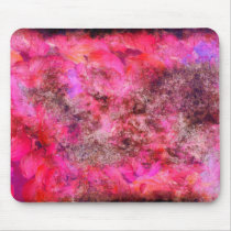 Pink Canvas Mouse Pad