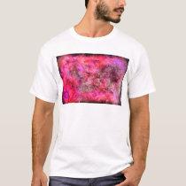 Pink Canvas T-Shirt