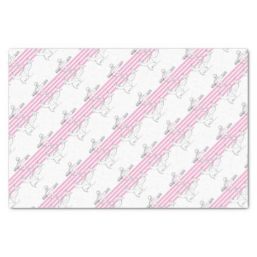 Beach Themed pink captain, tony fernandes tissue paper