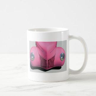 Pink Car Coffee Mug