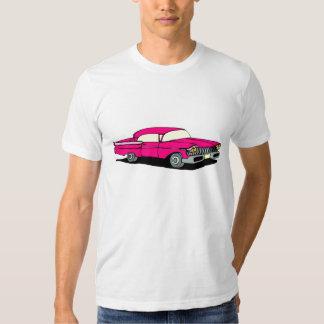 Pink Car Shirt