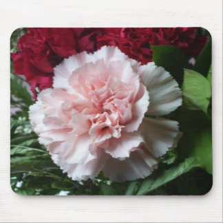 Pink Carnation Mouse Pad