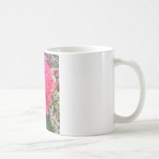 Pink Carnation Mugs