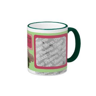 Pink Carnation Photo Mug