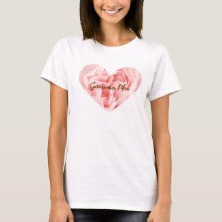 Pink Carnation sorority T shirt