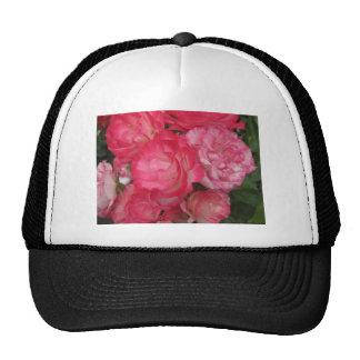 Pink Carnations Trucker Hat