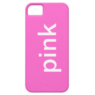 pink case iPhone 5 case