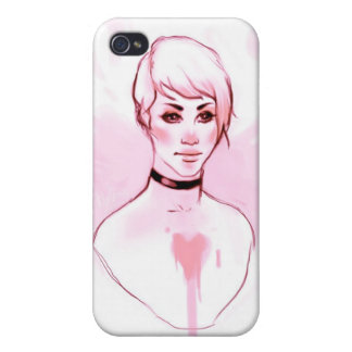 Pink case iPhone 4 case
