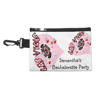 Pink Casino Theme Bachelorette Party Accessories Bags