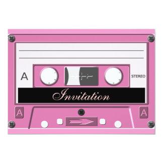 Pink Cassette_ Card
