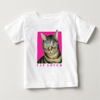 Pink Cat Lover T-shirt