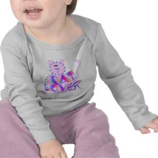 Pink Cat Lover Tshirts and Gifts