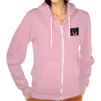 PINK CAT  PINK JACKET HOODED