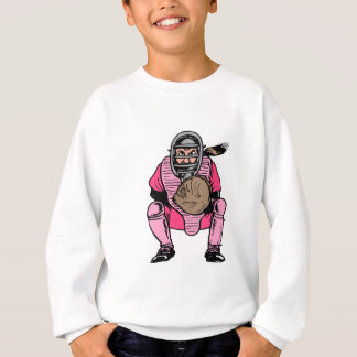 Pink Catcher Sweatshirt
