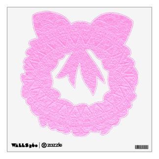 PINK : Causes, Walks, Social, Activist Wall Sticker