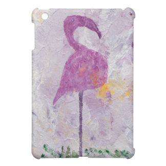 Pink Cave Flamingo I-pad Mini Cover Cover For The iPad Mini