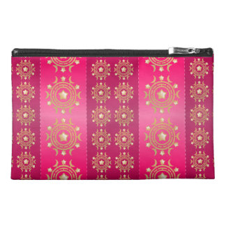 Pink Celebration Travel Accessories Bags