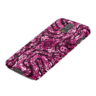 Pink Celtic Spiritual Knot Symbol Case For Galaxy S5