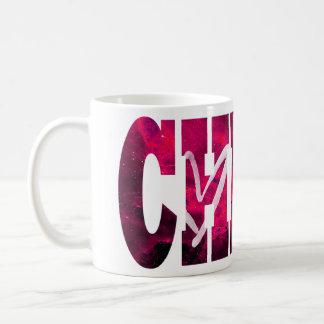 Pink Cheer Heart Mug