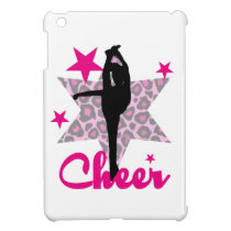 Pink Cheerleader Case For The iPad Mini