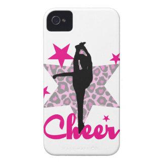 Pink Cheerleader iPhone 4 Case