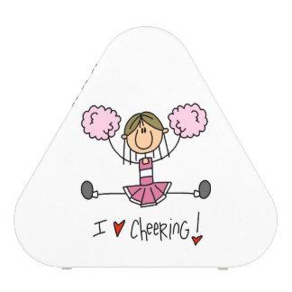 Pink Cheerleader Speaker