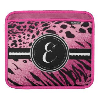 Pink Cheetah Animal Print Personalized Case